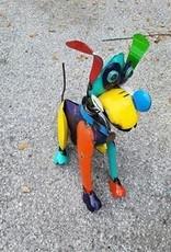 Floppy Ear Tin Dog