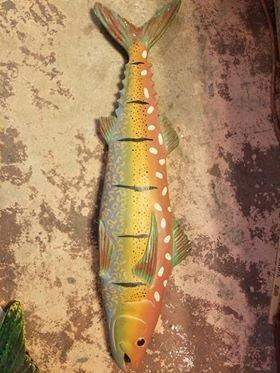 MD Full Body Fish