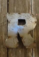 """5"""" Tin Letter R"""