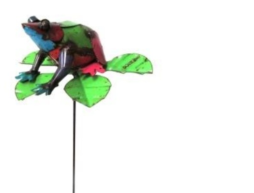 Frog Stake