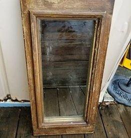 19th Century Transome Mirror
