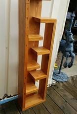Heart Pine Bookshelf