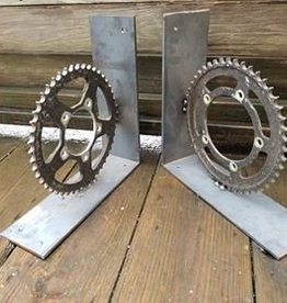 Industrial Gear Bracket/Bookend