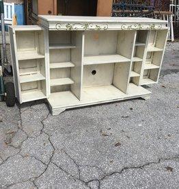 White Sideboard w/ 2 Doors