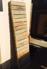 """6'x15"""" Cypress Wall Panel Divider"""