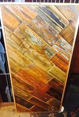 Cypress Angle Panel 15x33