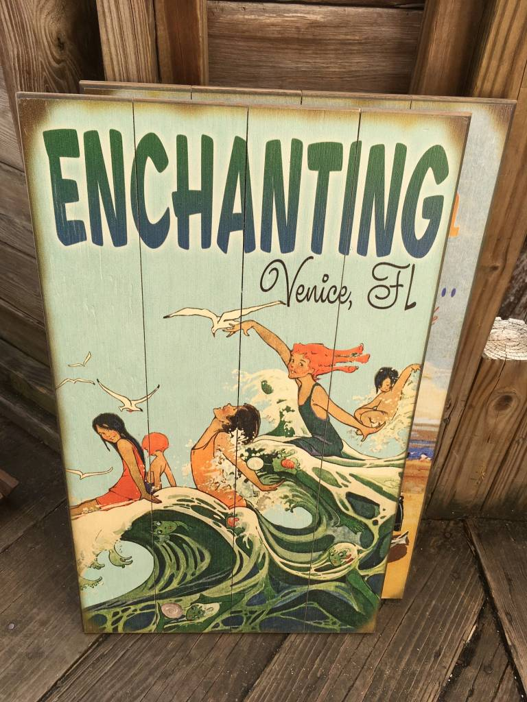 Enchanting Sign 14x24
