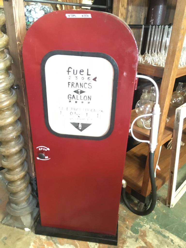 Fuel Pump Cabinet