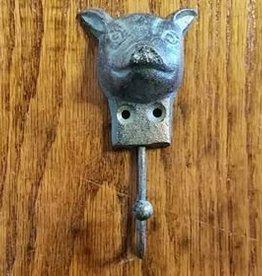 Pig Head Single Hook