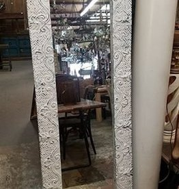 Ceiling TIn Mirror 22.5x70.5