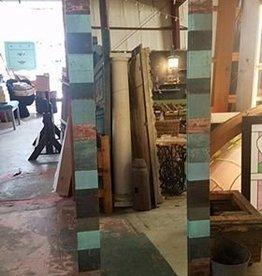 Copper Patch Mirror 2 28X76