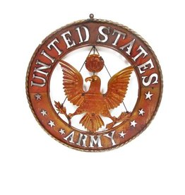 United States Army Tin