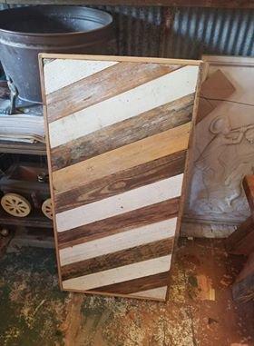 """Cypress Angle Panel Wall 18"""" X 36"""""""