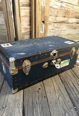 Vintage Blue Trunk