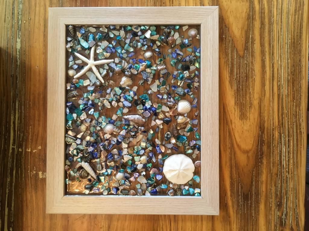 Small Nautical Window Collage