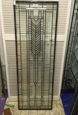 Leaded Glass Panel B 22x64