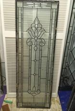 Leaded Glass Panel C 22x64