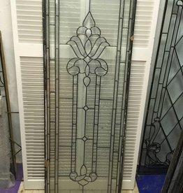 Leaded Glass Panel C 22x64