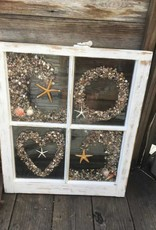 Large Nautical Window Collage A