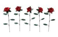 "Single Rose 16""H x 6""L"