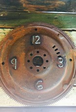 Gear Welded Clock Display 14x14