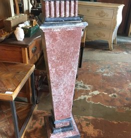 Marble Tapered Column 47x11x11