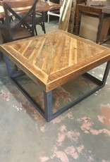 Cypress Angle Panel 36x36 Coffee Table