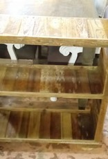 Reclaimed Cypress Console