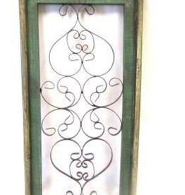 Ferrara Wood Window
