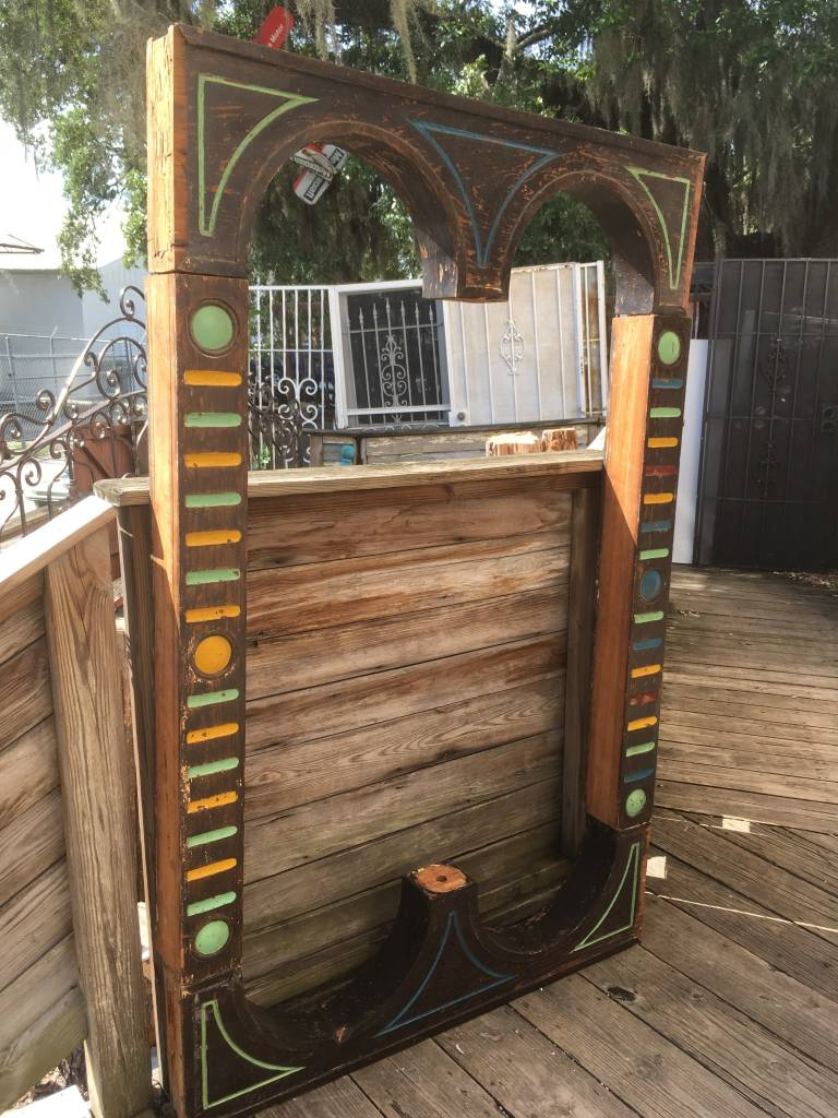 Ringling Doorway Arch