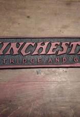 Winchester Plaque