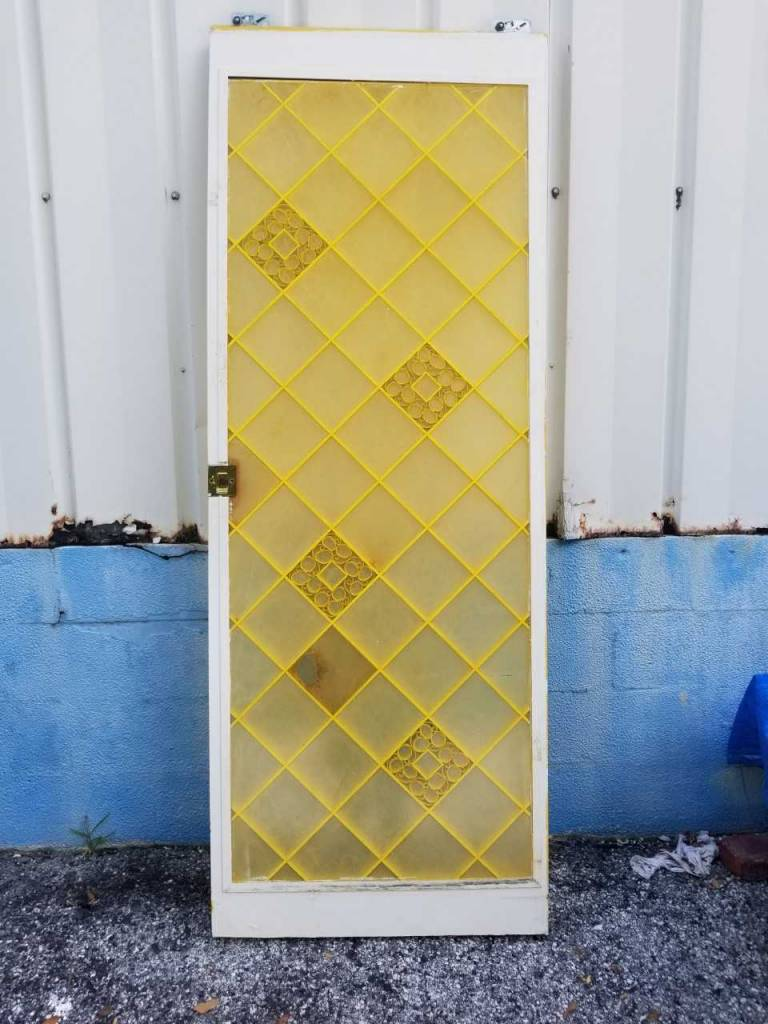 Fiberglass Pocket Door D 32 x 80