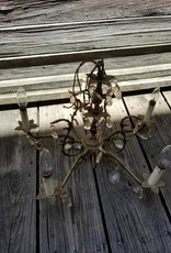 5 Light Bronze Chandelier