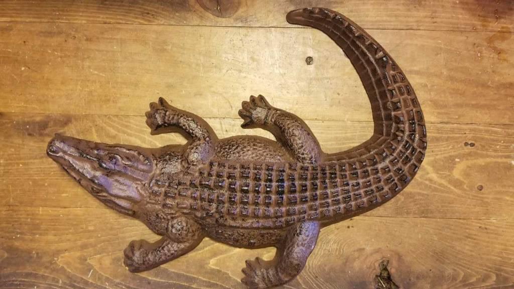 Iron Alligator
