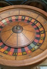 Mapes Hotel Roulette Wheel