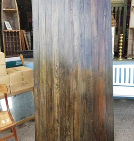 "Reclaimed Cypress Barn Door 84"" X 42"""