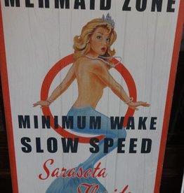 Coudal Mermaid Zone Print