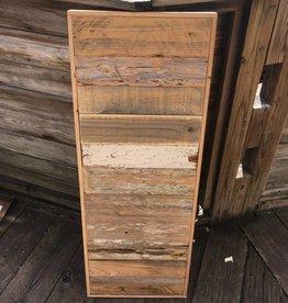 Cypress Straight Panel 16x42
