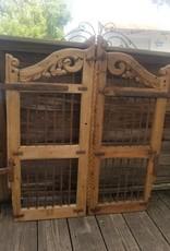 Egyptian Carved Gate Door SET 38x45