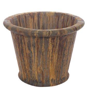 Large Plain Rim Pot