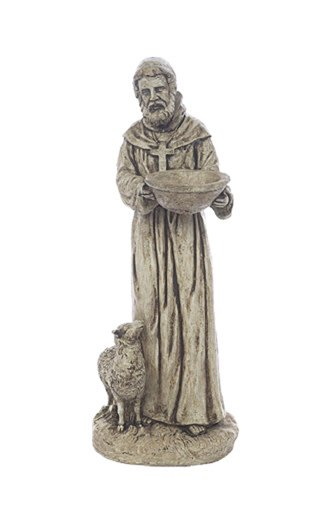 St Francis with Lamb