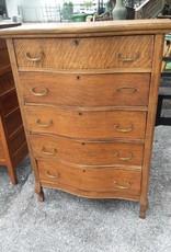 Oak Dresser Brass Pulls
