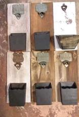 Rustic Wall Hanging Bottle opener