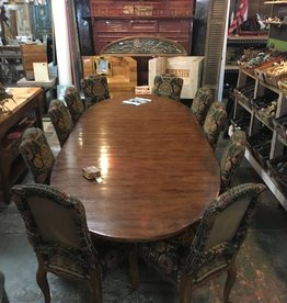 """11'x52"""" Oval Conference Table"""