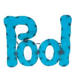 RCY Pool Tin Sign 19x28