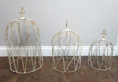 Medium Dome Topiary w/ Finial 24x12