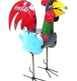 "26"" Coca Cola Rooster"
