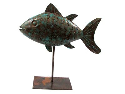 Fish on Stand