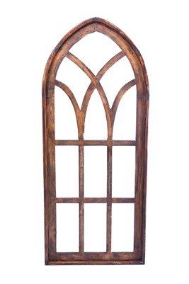Genoa Wood Window