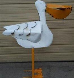 Oversized TIn Pelican